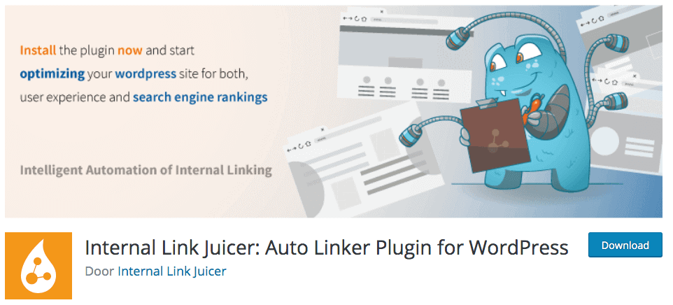 internal link juicer